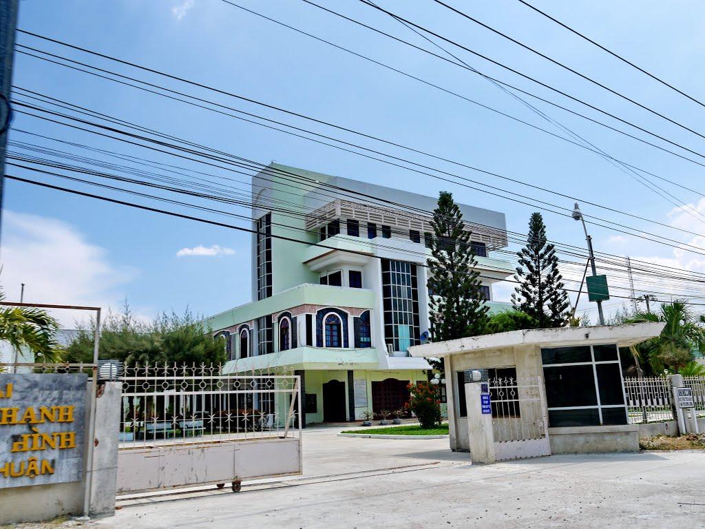 Dự án cung cấp, lắp đặt thiết bị sản xuất chương trình phát thanh và truyền hình Ninh Thuận